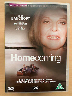 Homecoming DVD 1996 TV Movie Drama Rare starring Anne Bancroft