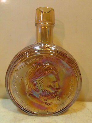 1972 Wheaton General Ulysses S. Grant Decanter With Box