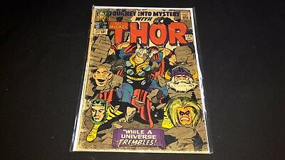 Thor #128 - Marvel Comics - May 1966 - 1st Print - Journey Into Mystery