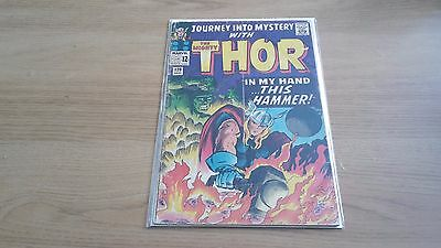 Thor #120 - Marvel Comics - September 1965 - 1st Print - Journey Into Mystery