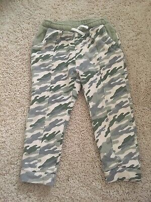 Girls Camo Trousers 3-4 Yrs