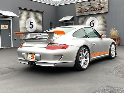 2008 911 GT3 RS 2008 Porsche 911 997 GT3 RS Orig Paint New Clutch Welded Pipes