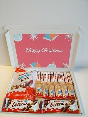 Kinder Chocolate Buenos Hippos Sweet Gift Selection Box Hamper Mix Treat Easter
