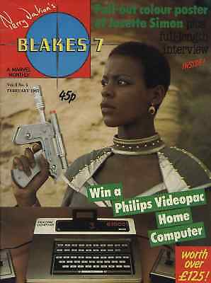Blakes 7 comics, Complete Run On Disc (cd)