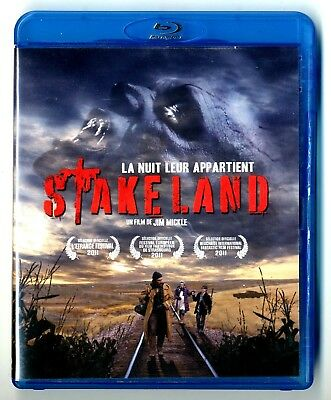 Blu-Ray Disc / Stake Land - Film De Jim Mickle / Comme Neuf