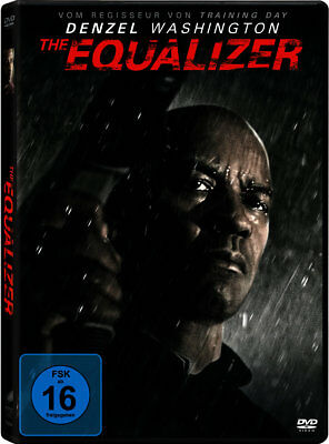 Antoine Fuqua - The Equalizer, 1 DVD