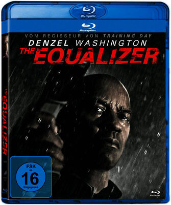 Antoine Fuqua - The Equalizer, 1 Blu-ray