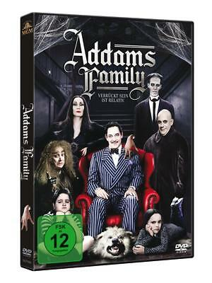 Barry Sonnenfeld - Die Addams Family, 1 DVD
