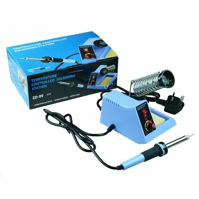 Soldering Station Variable Temperature Adjustable Solder Iron 48W