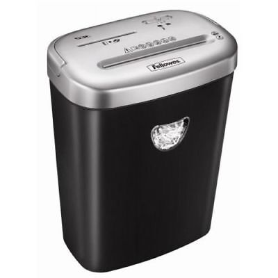 Fellowes Powershred 53C Shredder Cross Cut 23 Lite Bin 10 Sheets