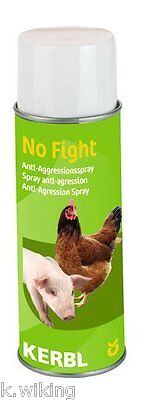 Nofight Anti Aggressionsspray Cochons Volaille Spray contre Agressions Lutter