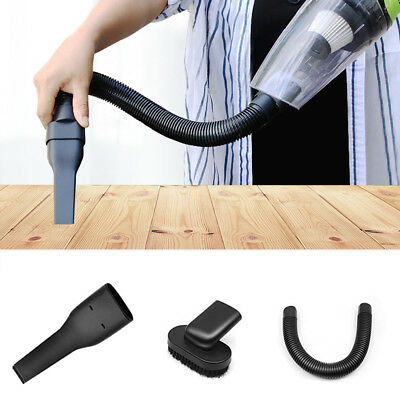 JN_ Handheld Wet/Dry Dual-use Powerful Suction Car Cleaning Vacuum Cleaner Str