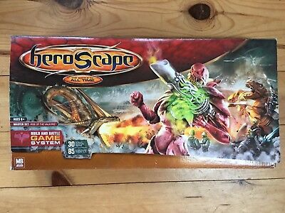 Heroscape Master Set Rise of The Valkyrie Incomplete Set