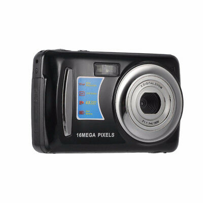 Digitalkamera 16MP 4X Zoom Video Camcorder 2.4 Inches TFT LCD Hohe Auflösung Neu