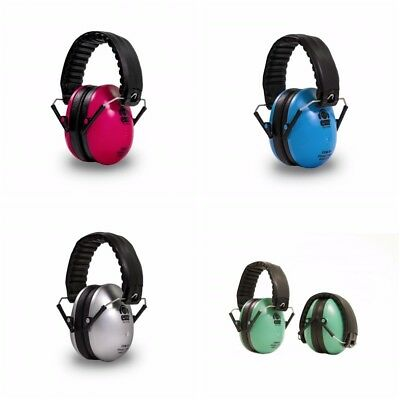 Ems Kids Ear Defenders Muffs Children Sound Protection Fireworks Light & Sturdy