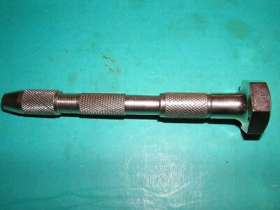 swivel head pin vise 2 double ended collets