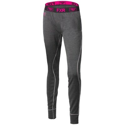 FXR Racing F19 50% Merino Vapour Womens Snowmobile Layering Pants