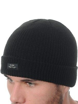 f64185dab41 GLOBE HALLADAY BEANIE - Port - £17.00