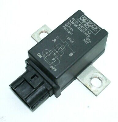 Genuine Ford Transit & Aston Martin Battery Disconnect Relay 6C1T-10B728-AB