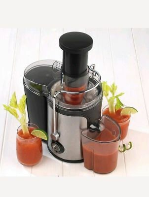 Weight Watchers Electric Fruit Juicer - 2 Speed Settings for Soft and Hard Fruit