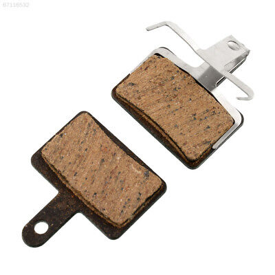 06A9 Hot High Quality Durable 2Pcs Disc Brake Pad for Mountain Bicycle Bike 6398