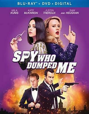 Spy Who Dumped Me (bd/dvd Combo) - Blu-Ray Region 1 Free Shipping!