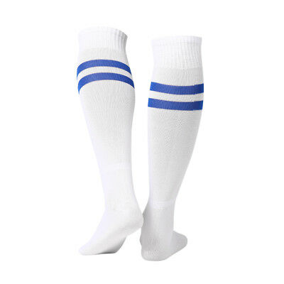 1 Pair Football Socks Soccer Hockey Rugby Sports Socks PE Mens/Womens Boys/Girls