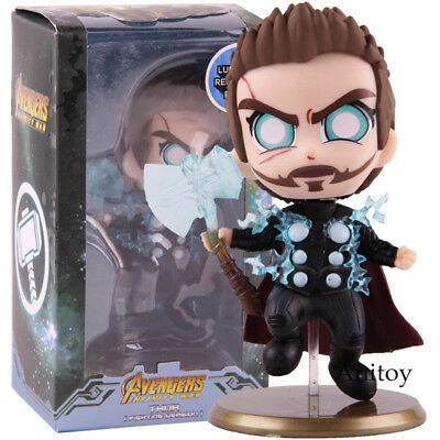 Bobble-HeadCOSB433 S Hot toys HT Avengers Infinity War Cosbaby Thor Cosbaby