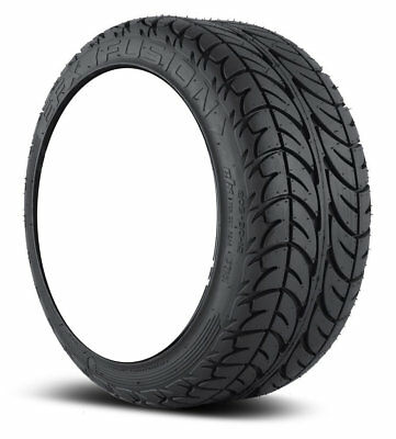 "Efx Fushion S/T 205-30-12 Golf Cart Tire 4p 4-ply Sbieco 18.5 "" Alto"