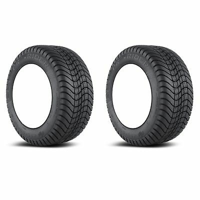 2x Efx Pro-Rider 215-50-12 Golf Cart Tires 4P 4-Ply Sbieco 20.5 ""