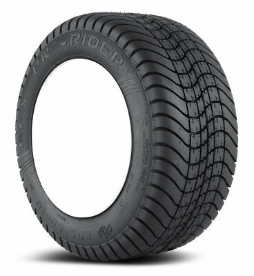 """Efx Pro-Rider 215-65-10R Golf Rolle Tire 6P 6-Ply Radial 20.5 """""""
