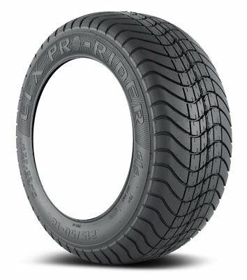 "Efx Lo-Pro 225-35-12 Golf Cart Tire 4P 4-Ply Sbieco 18.2 "" Alto"