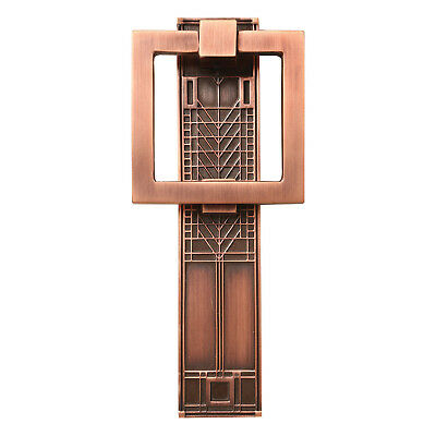 Architectural Mailboxes Frank Lloyd Wright Tree of Life Doorknocker