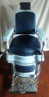 Vintage Koken Barber Chair 1900's FREE SHIPPING