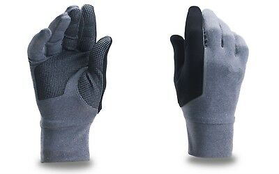 Under Armour MENS Armour Liner Gloves Winter Run Sports Touch Screen Waterproof