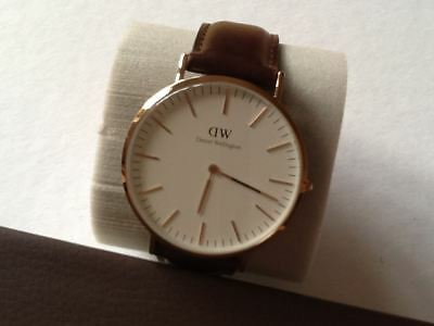 Pre-owned: Daniel Wellington Men's Classic Bristol Watch 0109DW