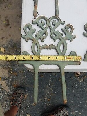 Cast Iron Garden Border Fence