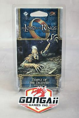 The Lord Of The Rings LCG: Temple Of The Deceived Adventure-Pack