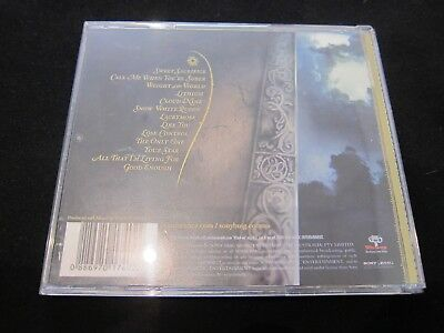 Evanescence - The Open Door - VG+ - NEW CASE!!!