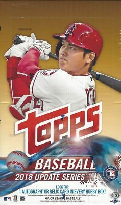 2018 Topps Update Baseball Complete Your Set Pick 25 Cards From List, U-Pick Lot