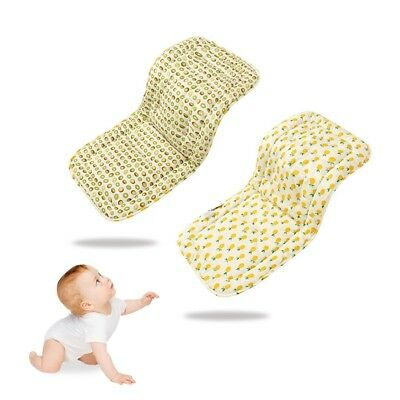 New Baby Stroller Cushion Infant Cart Seat Liner Pad Cotton Pushchair Pram Mat