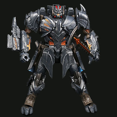 """US Transformers 5 Movie The Last Knight V Megatron 8"""" Action Figure Plane Gifts"""