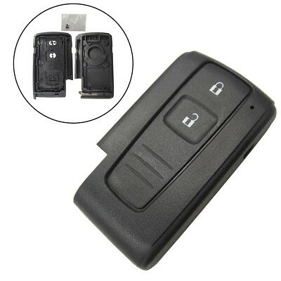 2 Buttons Car Key Case for Toyota Prius 2004-2009 Corolla Verso Camry Seraphic I