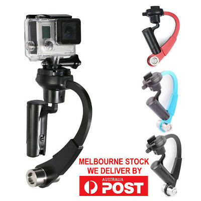 Mini Handheld Steady Camera Video Stabilizer Gimbal for DSLR Camcorder GoPro