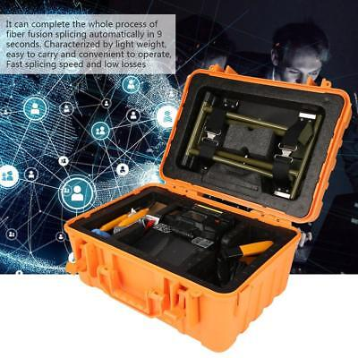 A-81S Fiber Optic Welding Splicing Machine Optical Fiber Fusion Splicer Orange
