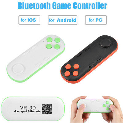 Wireless Bluetooth Portable Game Remote Controller Joystick for iOS Android PC