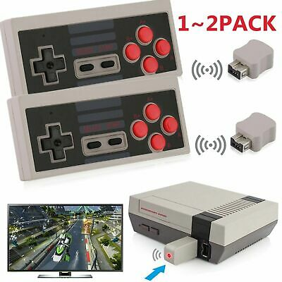 2.4G Wireless Handle Controller Grip Gamepad for NES Classic Edition Nintendo