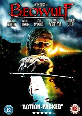 [DISC ONLY] Beowulf DVD Action Ray Winstone