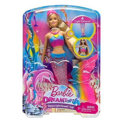 Barbie Dreamtopia - Rainbow Lights Mermaid Doll