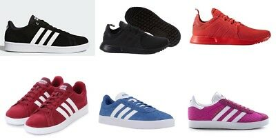 SCARPE ADIDAS originals SNEAKERS UOMO DONNA GAZELLE-X_PLR-ZX FLUX -ZX 750 ORIGIN